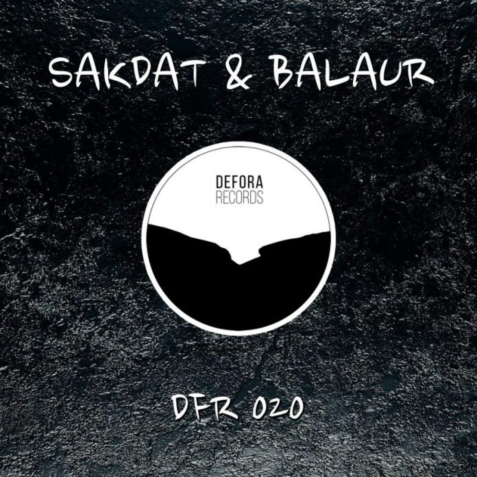 WEEKEND VERDE by Sakdat & Balaur (DFR020)