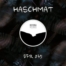 Nigra EP by Haschmat (DFR035)