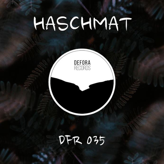 Nigra EP by Haschmat DFR035