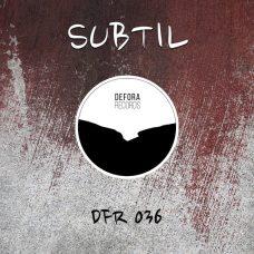 WANDERING by SUBTIL (DFR036)