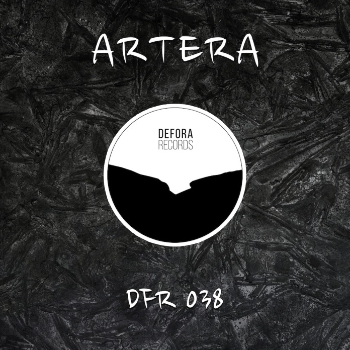 Imperu EP by Artera (DFR038)