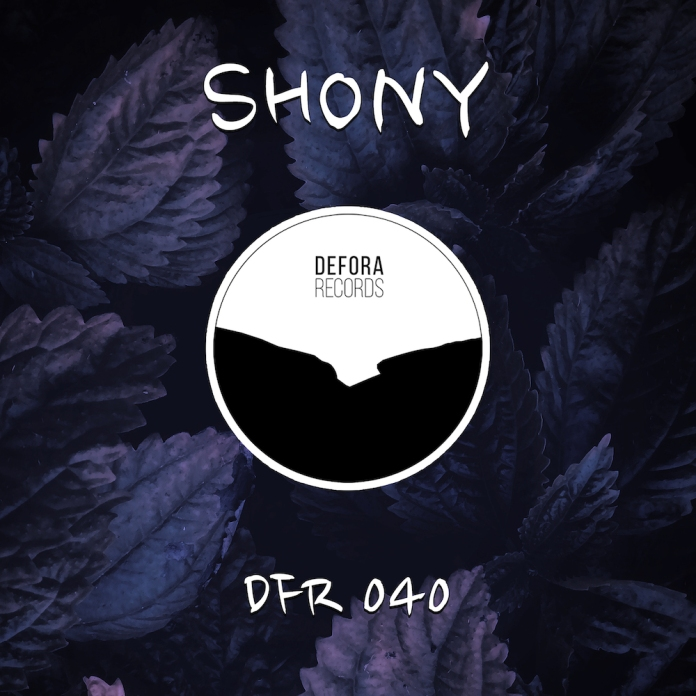 Midnight Tripper EP by SHONY (DFR040)