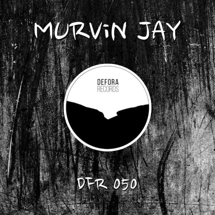 Scary Black EP by Murvin Jay DFR050
