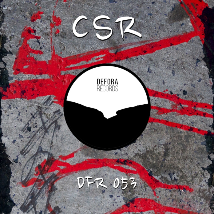 Forgotten Aesthetics EP by CSR (DFR053)