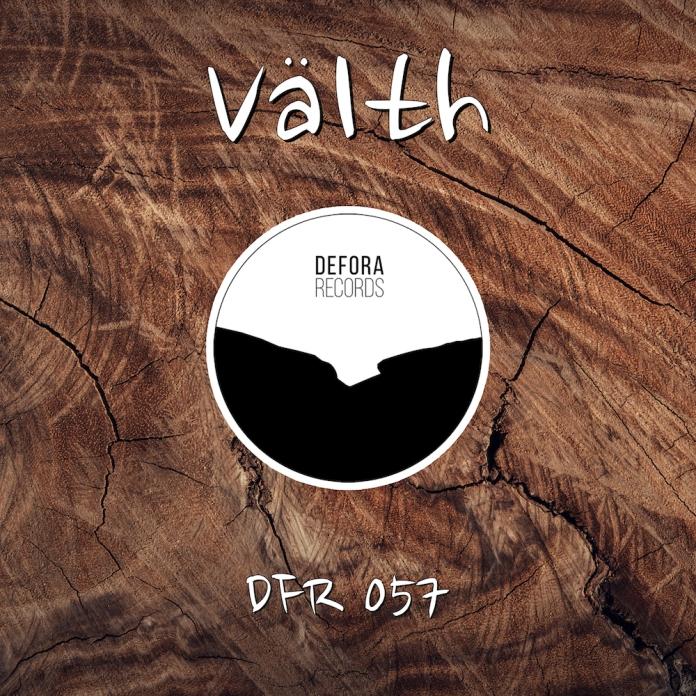 Calm Days EP by VÄLTH (DFR057)