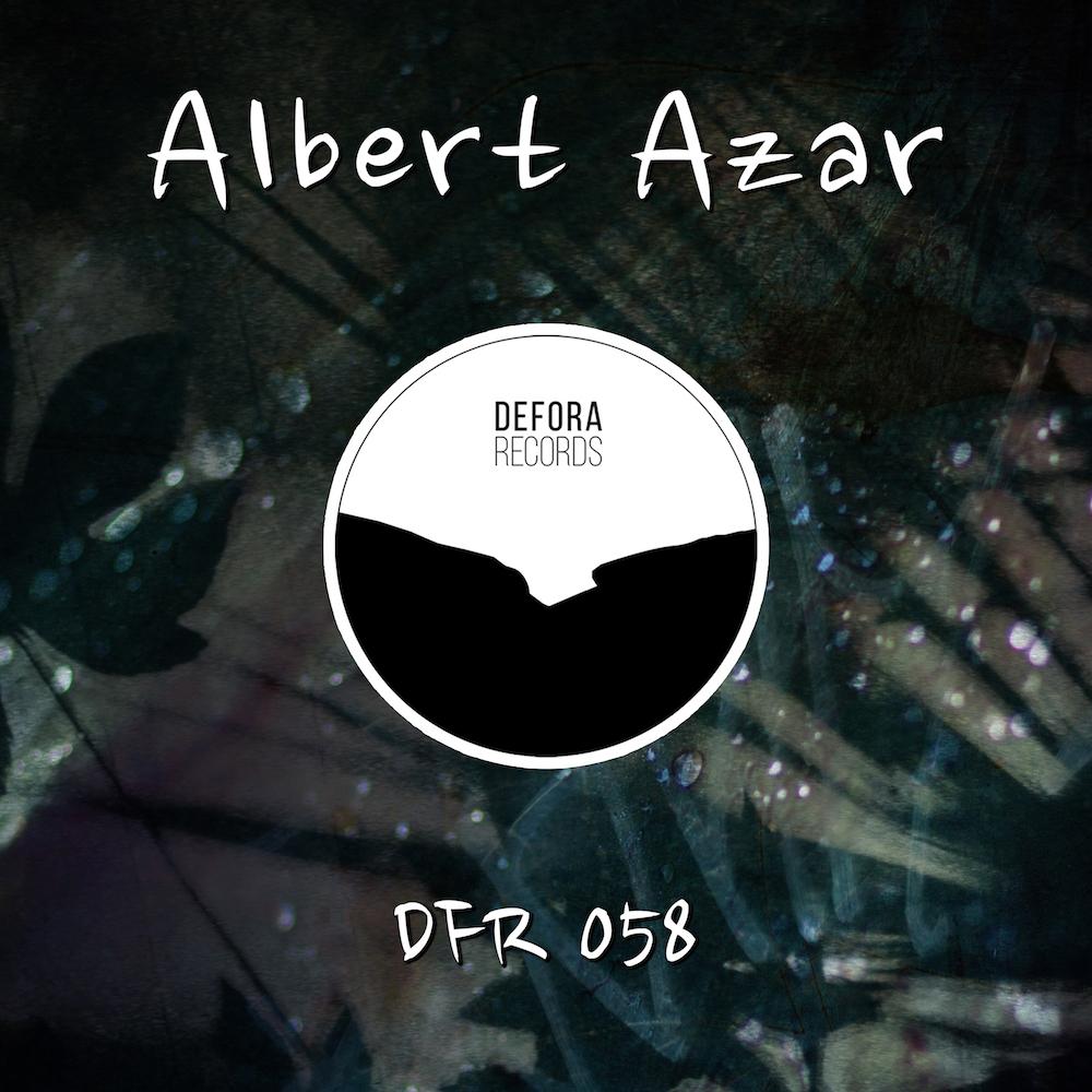 TÊTE DANS LES ÉTOILES EP by Albert Azar DFR58