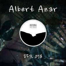 TÊTE DANS LES ÉTOILES EP by Albert Azar (DFR58)