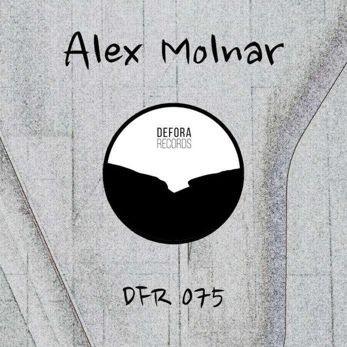 Aventuri in Lockdown EP by Alex Molnar (DFR075)